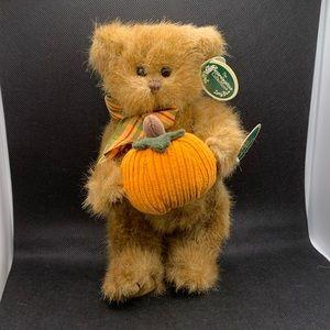 "Bearington Bears ""Preston & Pumpkin"""